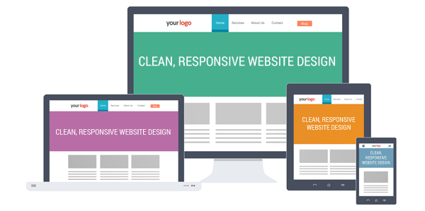 Clean, Responsive Website Design